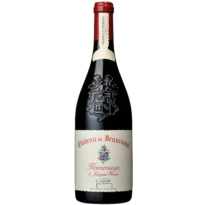 Chateauneuf du Pape Hommage a Jacques Perrin
